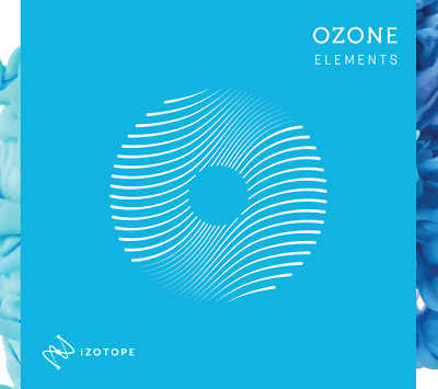 SALE iZotope Ozone Elements 8 Mastering plugin PC or MAC