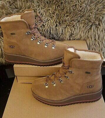 7eefabde55b UGG WOMEN'S W Birch Lace-up Snow Boot size 7 US color Alp Brand New ...