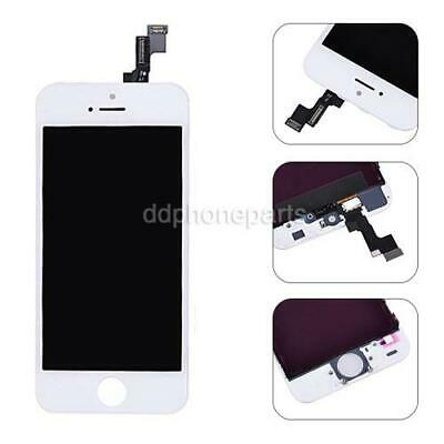 LCD Display Touch Screen Digitizer Assembly Replacement For iPhone SE 5S White
