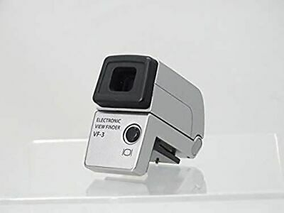 OLYMPUS VF-3 Electronic Viewfinder Silver for Digital Cameras Great Japan F/S