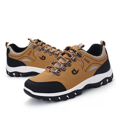 Men's Shoes Athletic Shoes Outdoor Hiking Trail Climbing Sport  Sneakers Slip