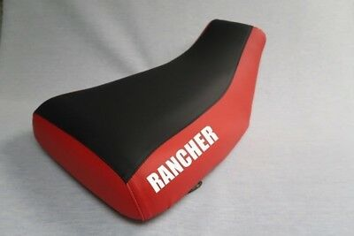 VPS Seat Cover Compatible With Honda Rancher 400 2004-06 Logo Standard Seat Cover