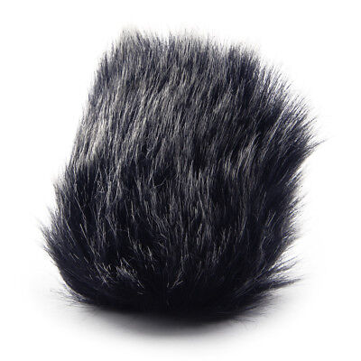 For DSLR Camcorder MIC Furry Microphone Windshield Fur Wind Muff Windscreen New