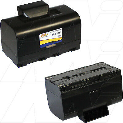 Survey Equipment Battery SEB-BT-65Q - For Topcon
