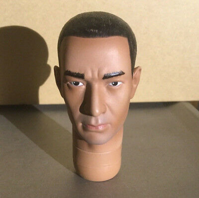 """1/6th Scale Head Sculpt For 12"""" Male Action Asian bbi Vietnam Navy SEAL"""