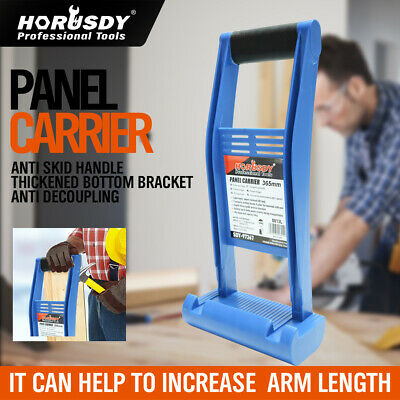 Heavy Duty Panel Carrier Drywall Sheet Lifter Plywood Holder 80KG Carry Loading