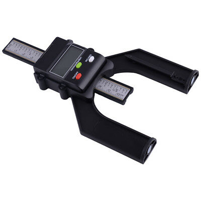 0-130mm Measuring LCD Digital Height Depth Gauge  for Woodworking Table Saw F9C4