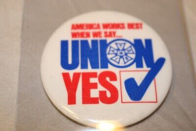Buttons & Pins, Democratic Party, US, Political, Historical