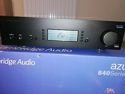 CAMBRIDGE AUDIO CXA60 Amplifier Receiver Black What HiFi Award