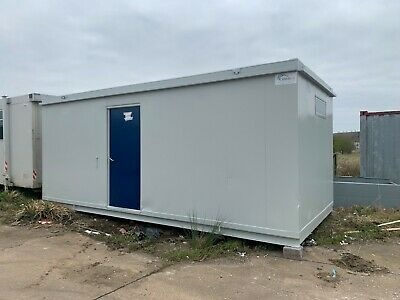 Portable Cabin, Site Office, Steel Storage Container, Steel Cabin, 20 x 9 (1994)