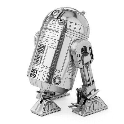 NEW Royal Selangor Star Wars R2-D2 Canister