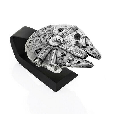 NEW Royal Selangor Star Wars Millennium Falcon Vehicle