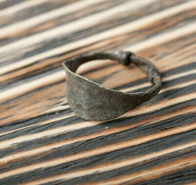 Ancient Authentic Viking Ring 9th-11th Century AD Nordic Medieval Artifact