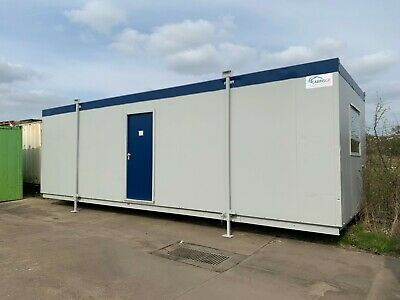 Portable Office, Portable Cabin, Site Office, Portable Building, 28 x 10 (2070)