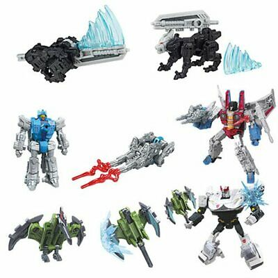 Transformers War for Cybertron: Siege Battle Master Figure wave 2 set of 3