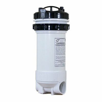 Waterway Canister Housing Top Loader - Hot Tub Spa Water Filter