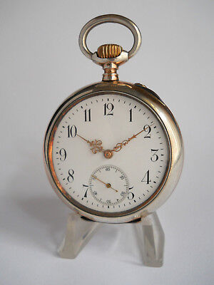 EARLY IWC International Watch Co. pocket watch - žepna ura #18-16.02