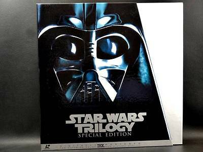 Japan / Star Wars Trilogy Special Edition BOX / LD Laser disc Laserdisc NTSC CLV