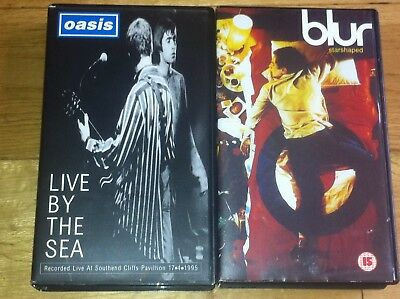 Blur Starshaped & Oasis By The Sea Videos