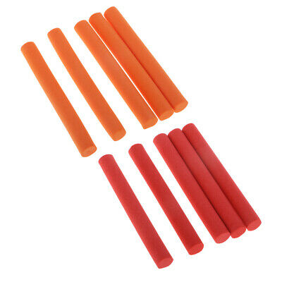 10x EVA Zig Foam Sticks Pop-up Baits Carp Lures Floating Foam Fishing Rig