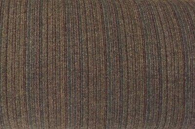 "HAND DYED RUG HOOKING WOOL Mill-Dyed APPLIQUE ""OLD SMOKEY STRIPE"" YARDAGE"