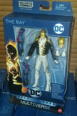 DC Multiverse The Ray brand new Lex Luthor collect and connect