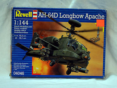 Models & Kits AH-64D Longbow Apache 1:144 Revell Model Kit