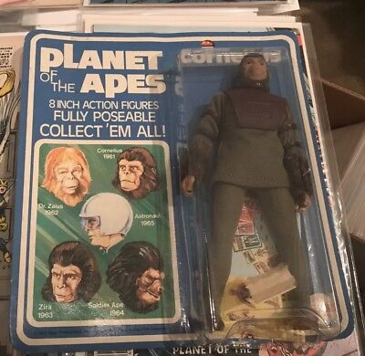 1967 Mego Planet Of The Apes Cornelius NOC RARE!