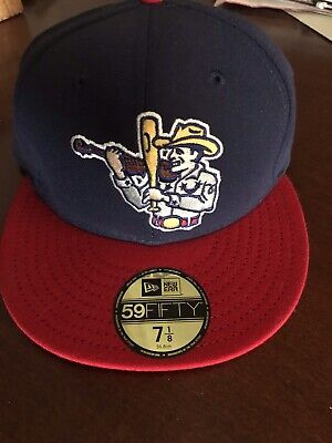 san francisco 3b946 5a78f Round Rock Express Dance Halls New Era Onfield Fitted Cap 7 1 8 MILB 2018