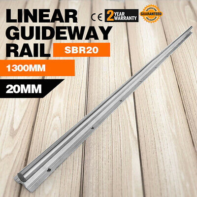 1300mm Supported Linear Rail Shaft Linear Slide New Bearing Unique NEWEST