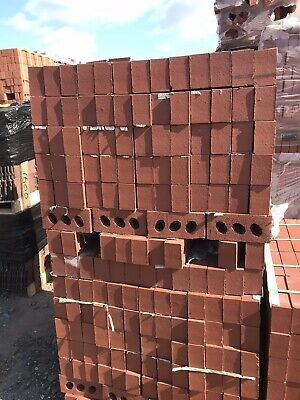 Class A Red Perforated 65Mm Bricks