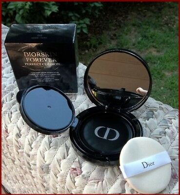 Dior Diorskin Forever Perfect Cushion Spf 35 10 Ivory Refill 15g