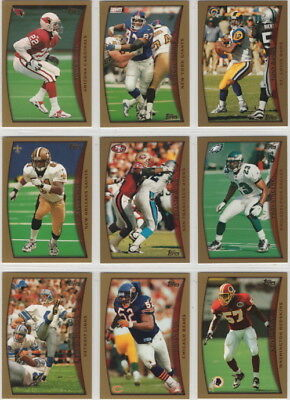 1998 Topps Football Team Sets **Pick Your Team**