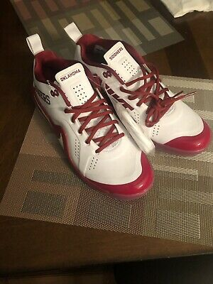 low priced 9d93f e6623 See Details. Nike Zoom Trout 4 Turf Oklahoma Sooners OU Player exclusive  Baseball Sz 10