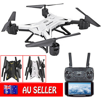 Foldable Remote Control Drone Quadcopter 1080P APP Control Aircraft Helicopter