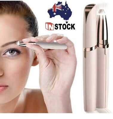 Electric Finishing Touch Flawless Brows Hair Remover Face Eyebrow