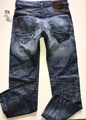 so cheap classic style online for sale NWOT G-STAR RAW New Radar Low Loose Men's Jeans Size 32 X 36 ...