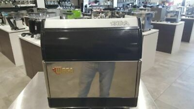 Cheap Pre-owned 10 Amp Wega 2 Group Compact Commercial coffee Machine
