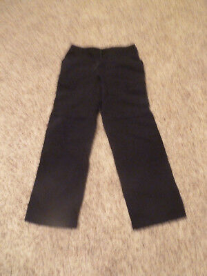 THE NORTH FACE Convertible Cargo Outdoor Hiking Pants Womens Size 4 Black
