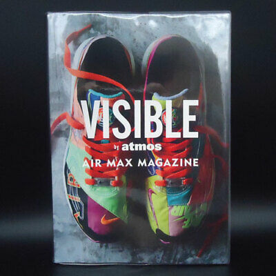 c158dd6b31 VISIBLE BY ATMOS AIR MAX MAGAZINE Book Japan Free Shipping - $52.00 ...