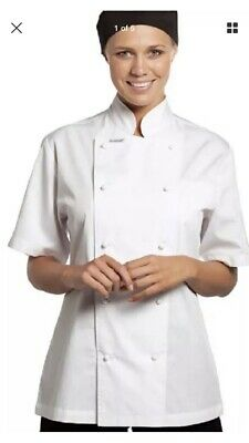 Traditional Chef Jacket - Short Sleeve & Long Sleeve