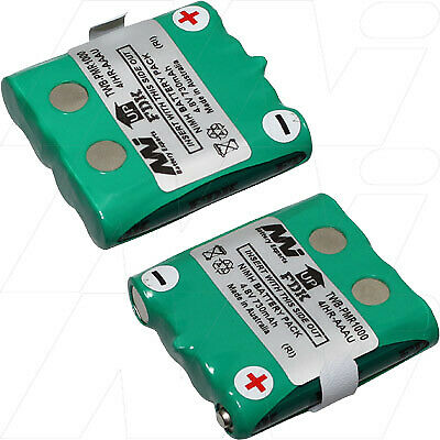 Audioline, Oricom and Others Two Way Radio Battery - TWB-PMR1000