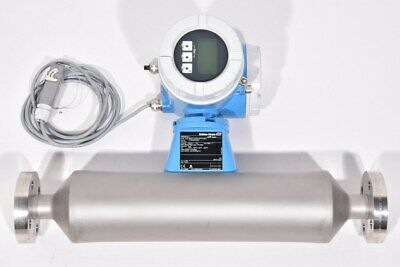 ENDRESS+HAUSER 83I25-AD2WAKAAABVJ, Promass83I, flowmeter - MINT CONDITION