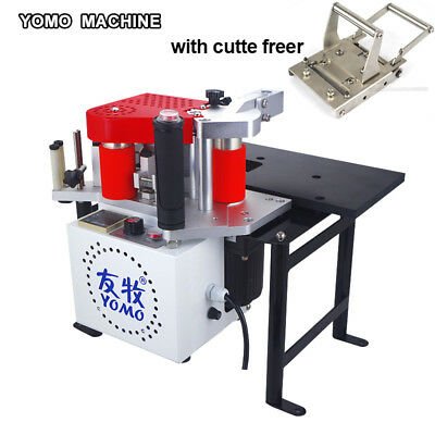 MY60 Portable Edge bander machine Workstable Woodworking Kit banding