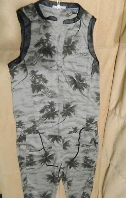 fe3eb31e8723 WOMAN JUMPSUITS G-STAR Raw Oceans Printed Drop A Crotch Boiler Suit ...