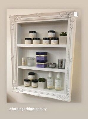 Beauty Salon Rack Shelving Hair Dressers Display