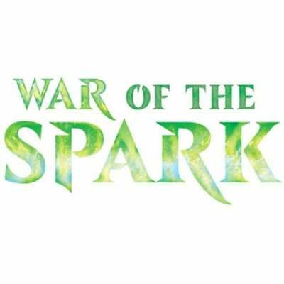 Complete Set with Mythics x1 - War of the Spark - Magic the Gathering