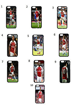 Arsenal FC - Phone Case - Fits iPhone 4/4s/5/5s/5c/6/6+/7/7+/8/8+/ X/XS MAX / XR