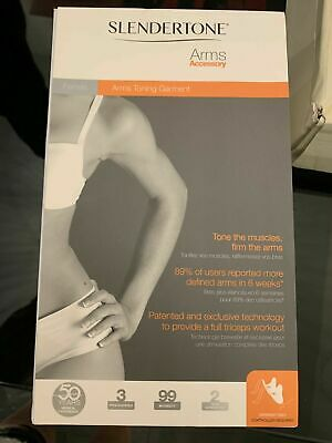 Slendertone Female Arm Toning Garment Slendertone Arms Accessory  Bnib