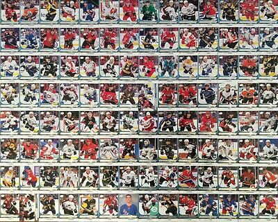 2017-18 Upper Deck Young Guns Complete Your Set - Pick The Card(s) You Need -Lot